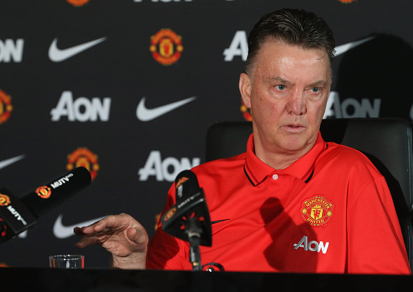 Man United manager Louis van Gaal: Marouane Fellaini cannot be dropped on current form