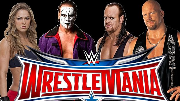 WWE predicts big matches for Wrestlemania 32