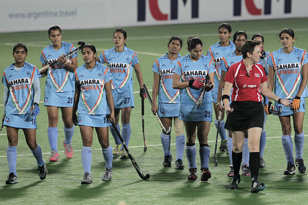 Indian women lose 1-2 to China in Hawke's Bay Cup hockey