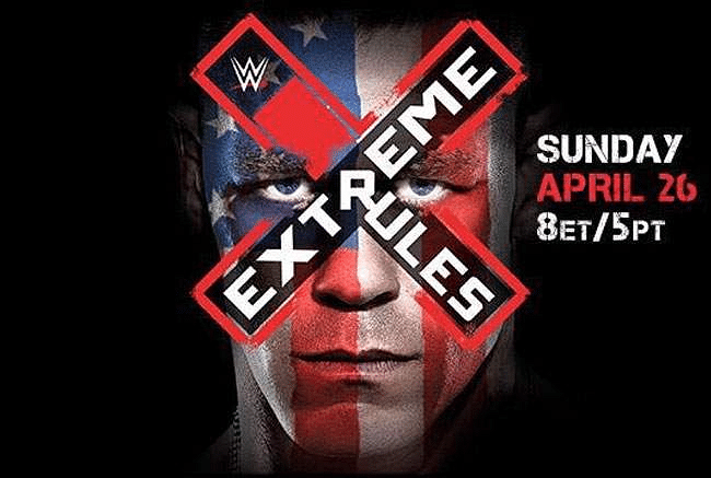 WWE Extreme Rules 2015: Live coverage and results