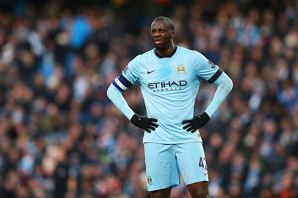 Yaya Toure will continue playing at Manchester City: Manuel Pellegrini