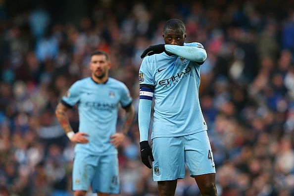 Yaya Toure's agent furious at Manchester City's criticism of the player