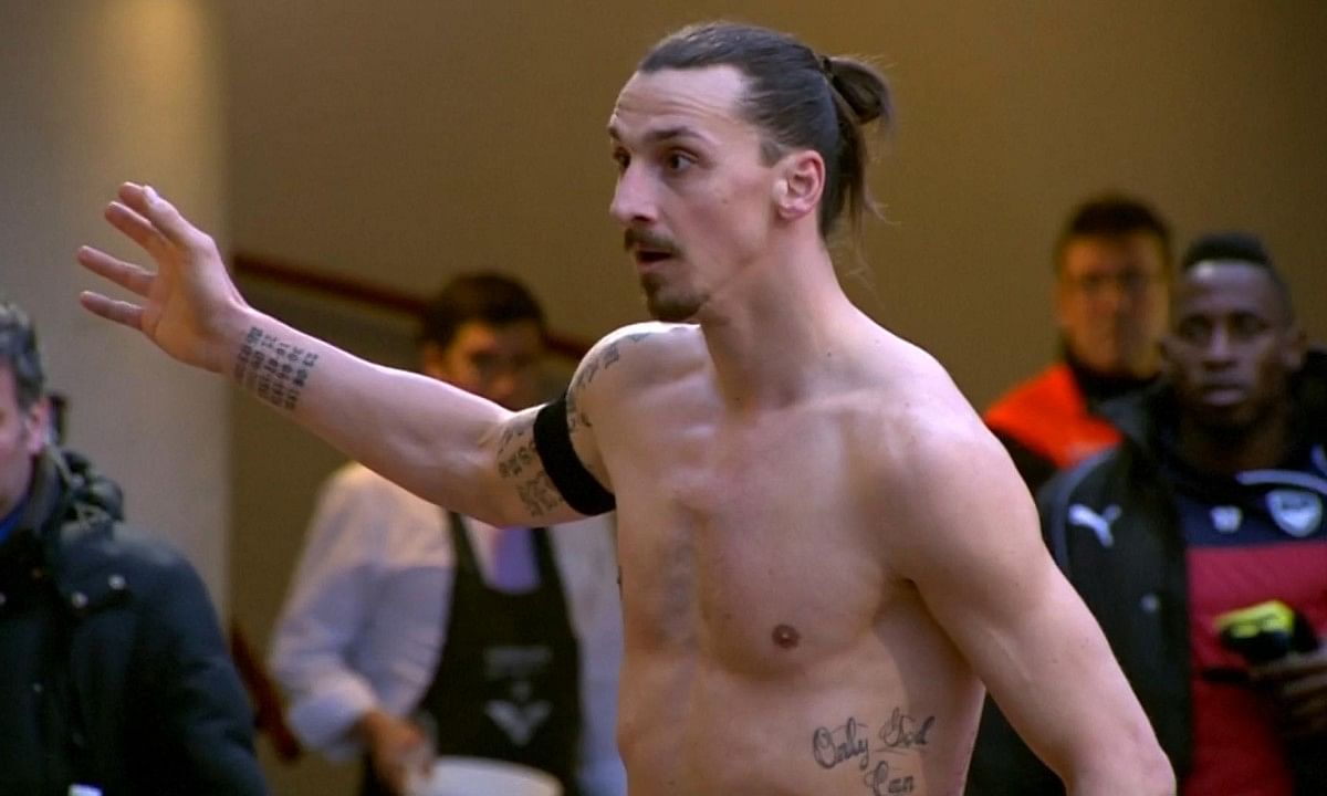 PSG to boycott Canal Plus for their role in Zlatan Ibrahimovic's 4-game ban