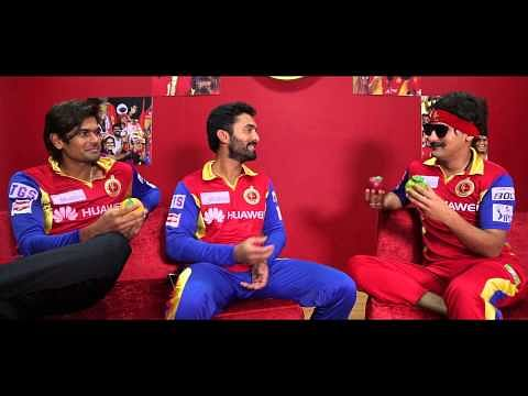 Video: RCB Insider in conversation with Dinesh Karthik and Subramaniam Badrinath