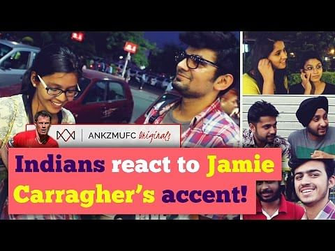 Video: Indians can't understand a word or even the language when Jamie Carragher speaks