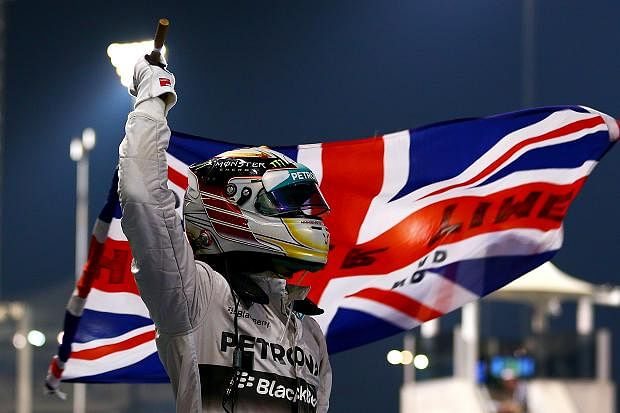 Who can stop Lewis Hamilton from winning his third world championship this year?