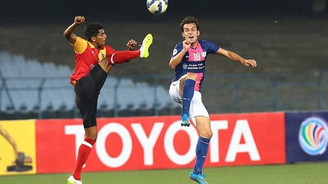 AFC Cup: Kitchee SC 2-2 East Bengal; The Indians claw back after a two-goal deficit