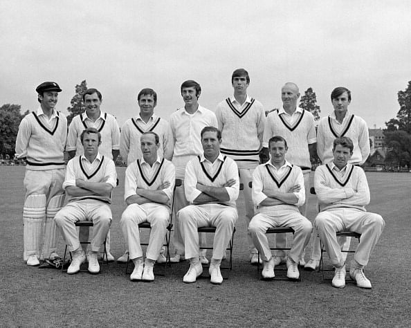 Edwin Smith - A life in Derbyshire cricket
