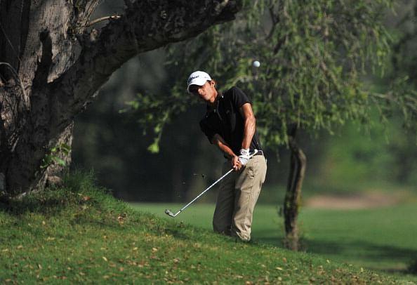 Indian golfer Ajeetesh tied 20th in Sarawak Championship