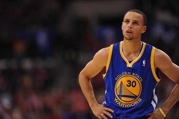 Stephen Curry named NBA Most Valuable Player for 2014-2015 season