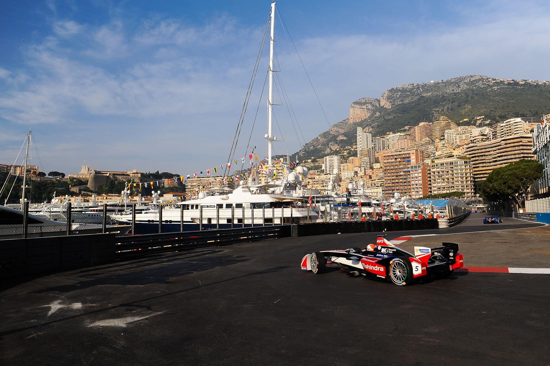 Monaco brings upset for Mahindra Racing in Formula E