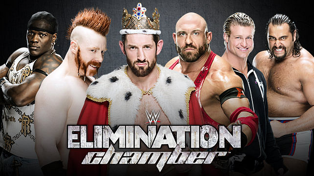 WWE Elimination Chamber 2015: 3 Possible Endings for Intercontinental Championship Match