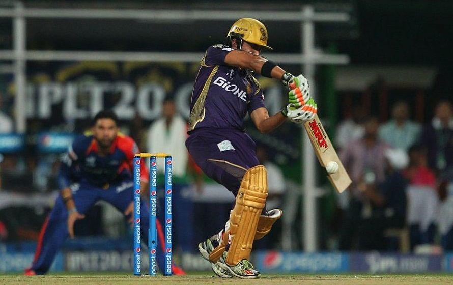 Gautam Gambhir raises a toast to Kolkata Knight Riders' spinners