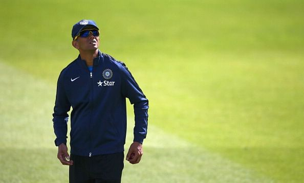Nationality not important for India coach's job: Rahul Dravid