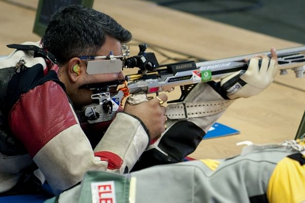 Gagan Narang wins World Cup bronze, earns India quota for Rio Olympics