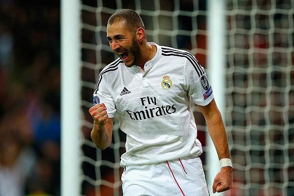 Arsenal eye Real Madrid striker Karim Benzema