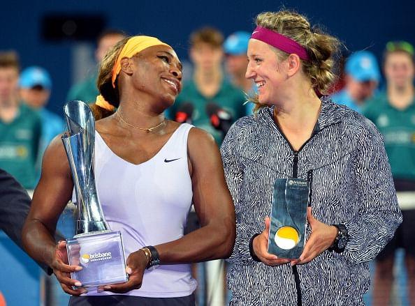 Azarenka to meet Serena Williams in third round of Madrid Open
