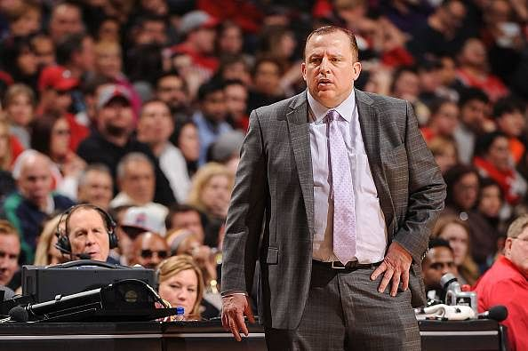 Tim Thibodeau fired as Head Coach of Chicago Bulls