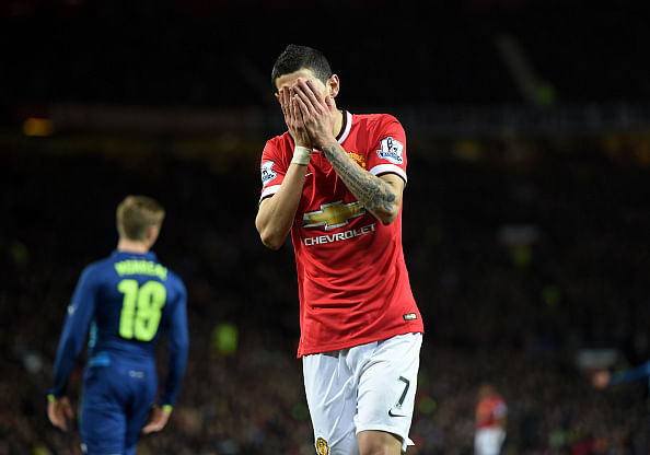 From Champions League winner to Old Trafford conundrum: Tracing Angel Di Maria's Decline