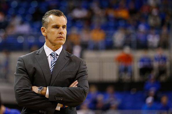 Florida\'s Billy Donovan named new Head Coach of the Oklahoma City Thunder
