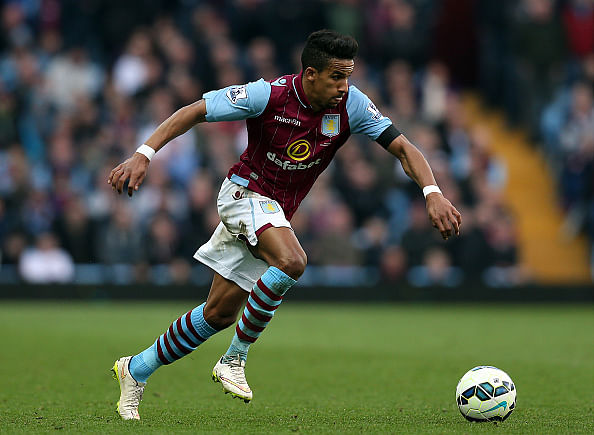 Manchester City's Scott Sinclair completes £2.5million move to Aston Villa