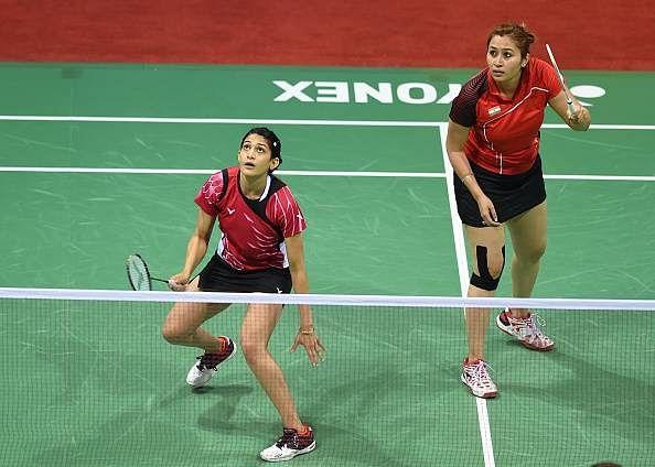 Jwala Gutta and Ashwini Ponnappa out of Australian Open