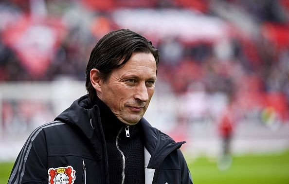 Bayer Leverkusen coach Roger Schmidt extends contract