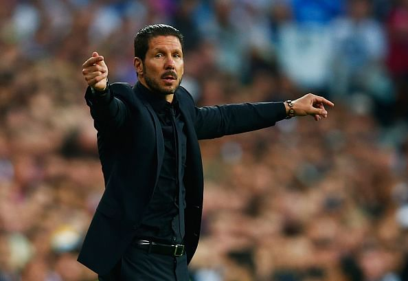 Atletico Madrid can't compete while Messi and Ronaldo are around: Diego Simeone