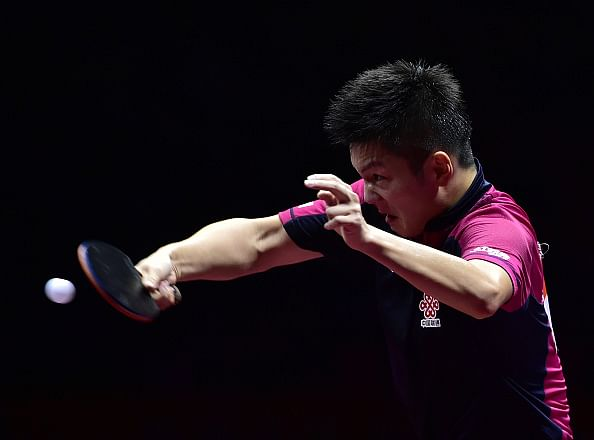 Fan Zhendong sends Timo Boll packing from World Table Tennis Championships