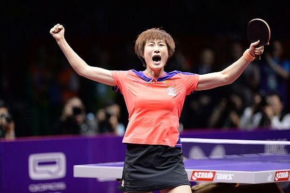 Ding Ning and Liu Shiwen to vie for women's singles gold