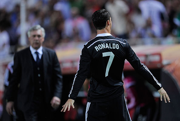 Video: Cristiano Ronaldo shows why he isn't as arrogant as they say