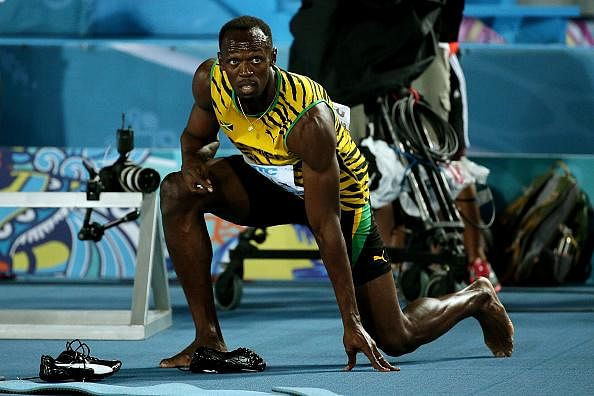 Usain Bolt disappointed with performance at Ostrava