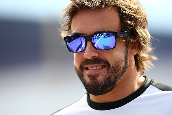 I am going through a transitional period: F1 driver Alonso