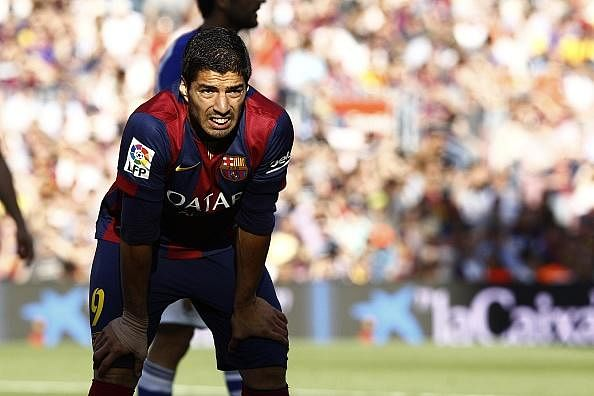 Luis Suarez in doubt for Copa del Rey final due to fitness concerns