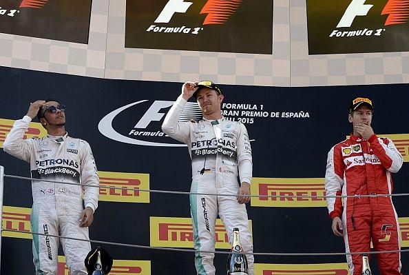 Spanish F1 Grand Prix 2015: Quick Round-Up