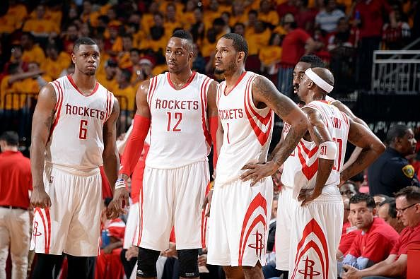 NBA WCF 2015: Houston Rockets still have some issues to take care of