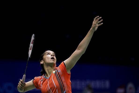 Saina Nehwal through to the Quarterfinal of Australian Open Superseries