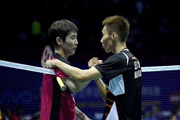 South Korea beat Malaysia 3-1 to progress to Sudirman Cup semi finals