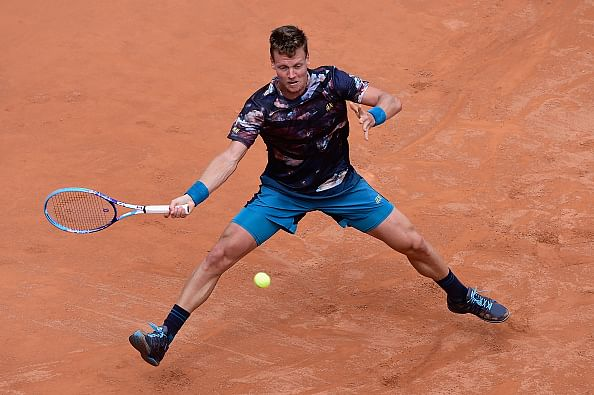 Tomas Berdych, Kei Nishikori move up in rankings