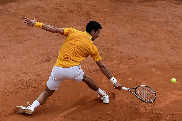 Novak Djokovic tops David Ferrer to reach Italian Open final
