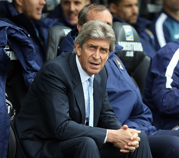 Manager Pellegrini confident of staying at Manchester City