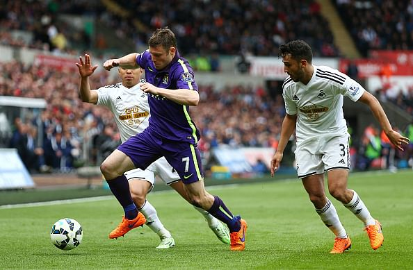 Reports: James Milner set for Liverpool switch