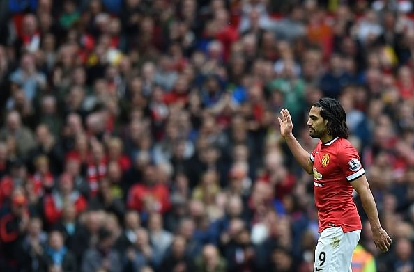 Reports: Radamel Falcao told he has to go back to Monaco by Manchester United