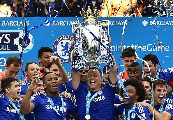 The 10 best moments from the 2014/15 EPL season