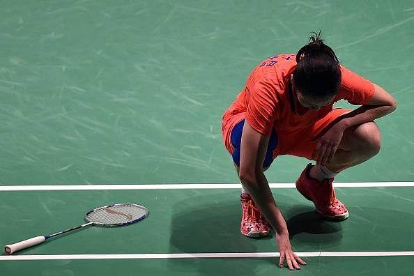 Olympic champion Li Xuerui out of Australian Open