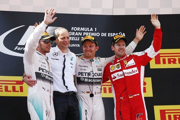 Top 10 Tweets from the 2015 Spanish Grand Prix
