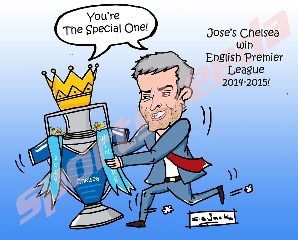 Comic: The Special One