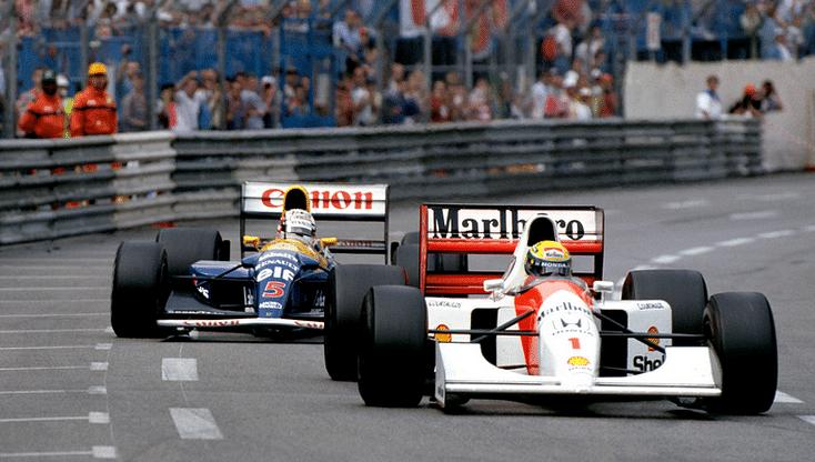 Classic Race Review: Monaco 1992