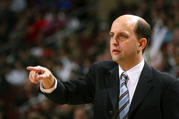 Report: New Orleans Pelicans interview Jeff Van Gundy for Head Coaching vacancy