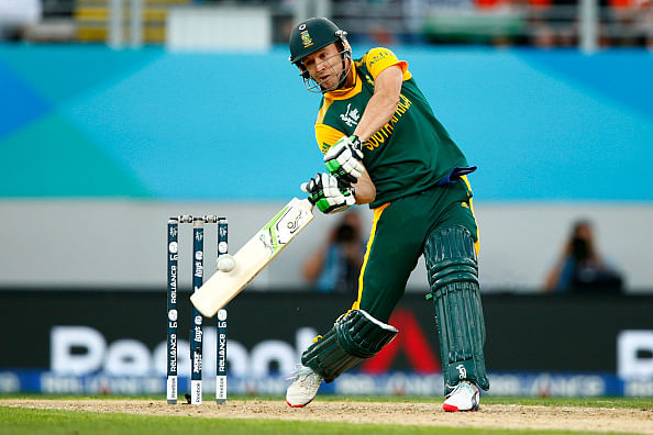 Analysing AB de Villiers' ideal batting position for South Africa